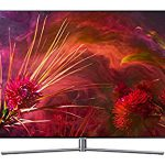 Samsung GQ55Q8FN 138 cm Test- 4K Klasse - Standart Fernsehen gruselig.