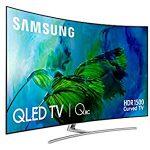 "Samsung Smart tv qe65q8c 65"" ultra hd 4k qled usb x 3 qhdr 1501 curvo - Der hammer"